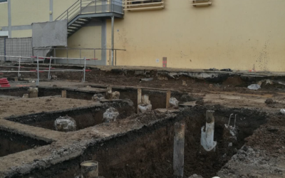 Gymnase de M'GOMBANI – Mamoudzou