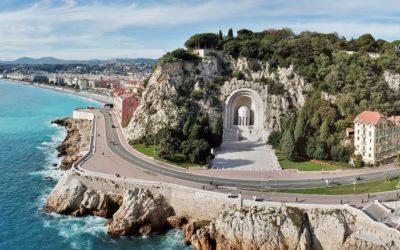 Falaises de la Colline du Chateau – Nice (06)