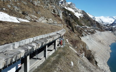 Inspections tunnels et paravalanches – CD73