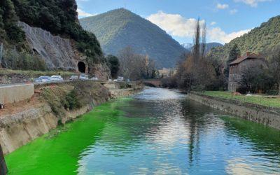 Suivi hydrogéologique de la remise en eau du barrage de Riubanys (Géolithe – Hydrophy) – Corneilla-de-Conflent (66)
